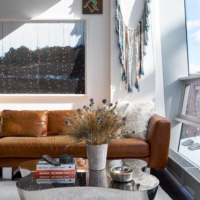 Jessica Schuster Home Tour—Sofa