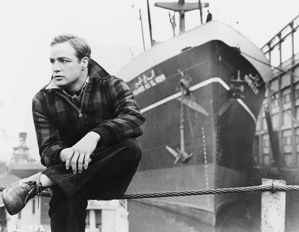 best black and white movies - on the waterfront