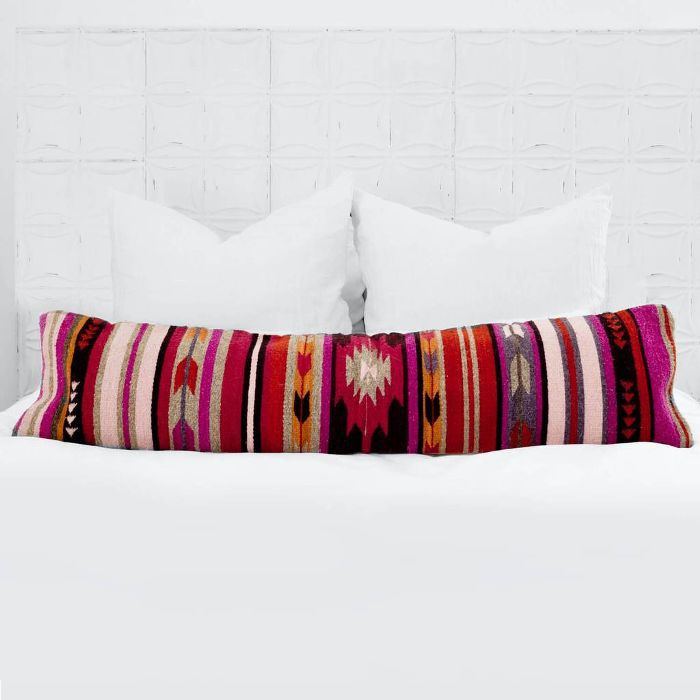 The Citizenry Baya Lumbar Pillow Urban Outfitters Home
