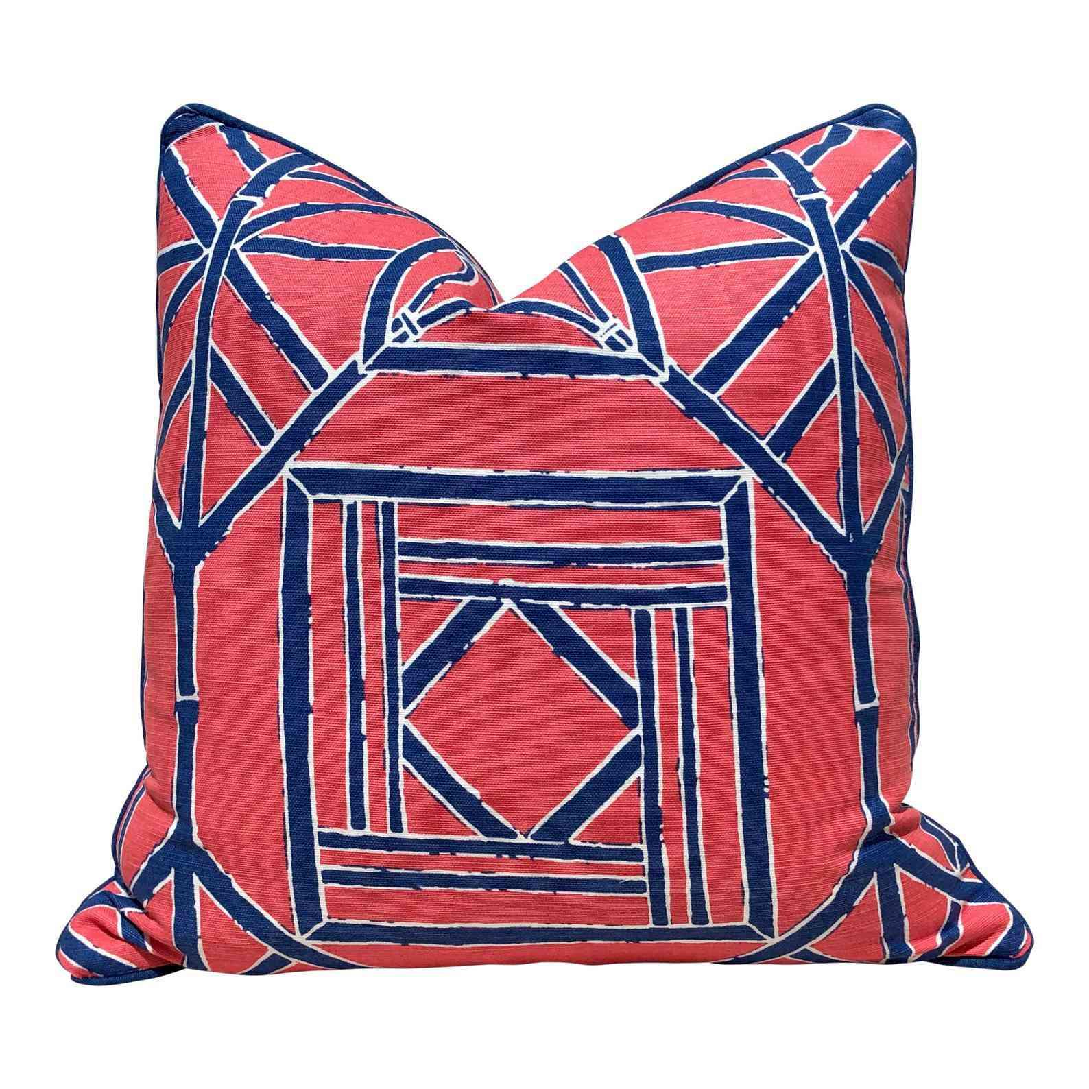 Thibaut Shoji Panel Pillow