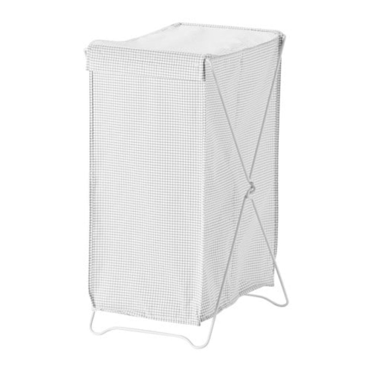 Torkis Laundry Basket—IKEA bedroom storage