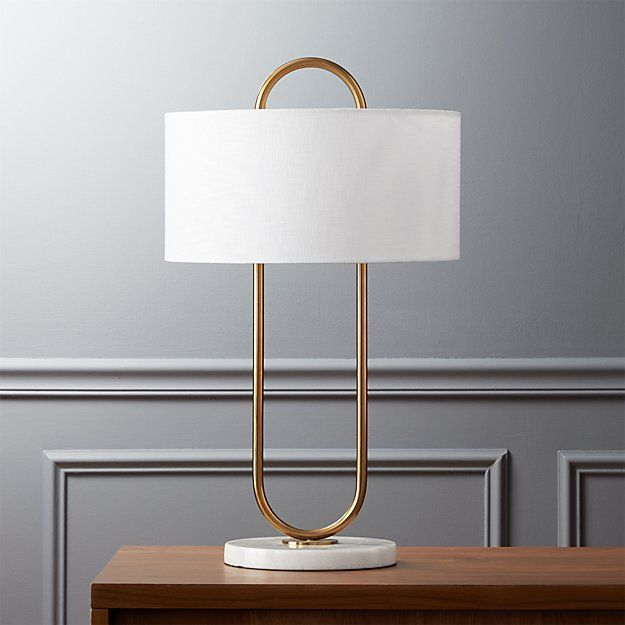 CB2 Ceci Thomspon Warner Table Lamp