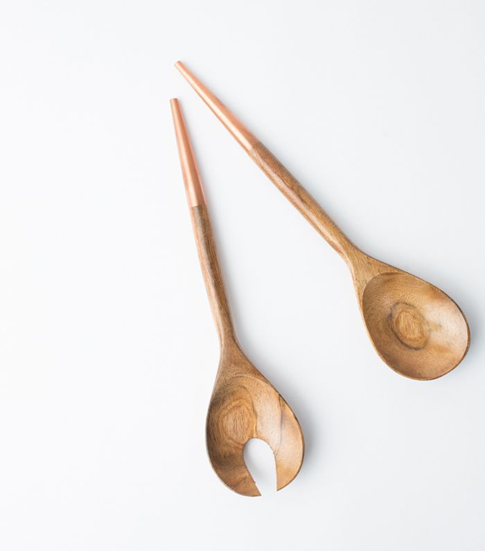 Uncommon James Hand Dipped Serving Spoons