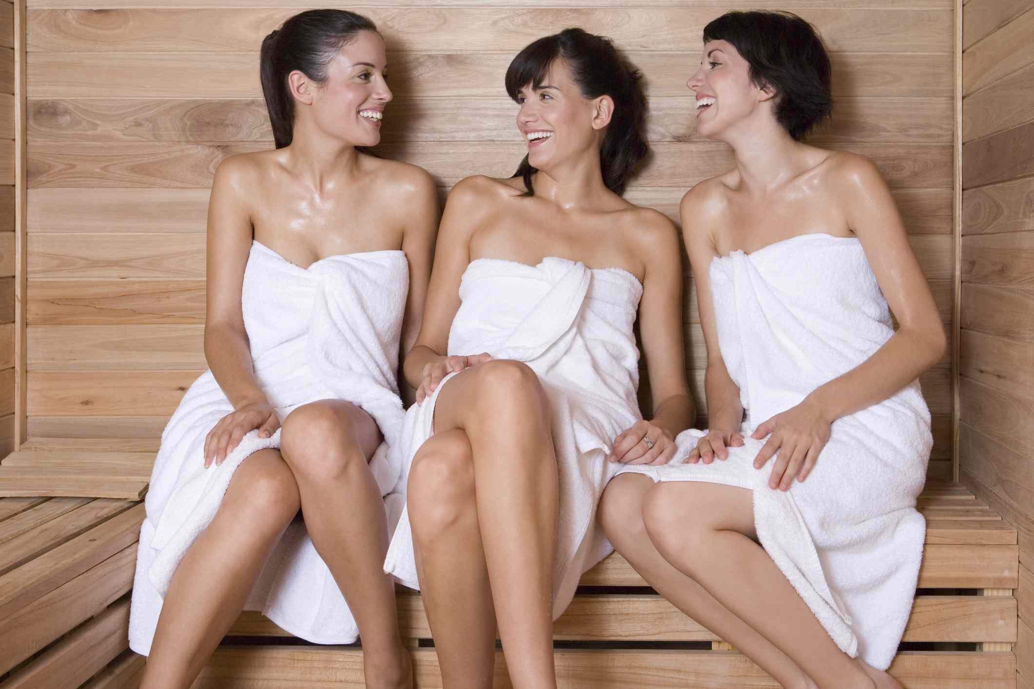 friends spa