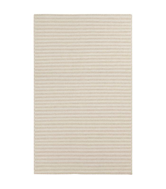 Caridee Striped Rug, Beige