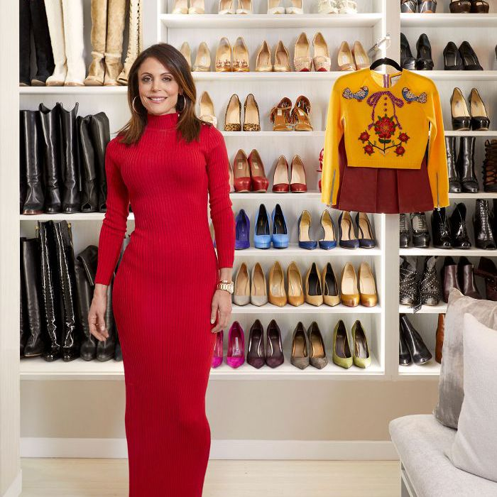 Inside Bethenny Frankel's $4.3 Million Artist's Loft In SoHo