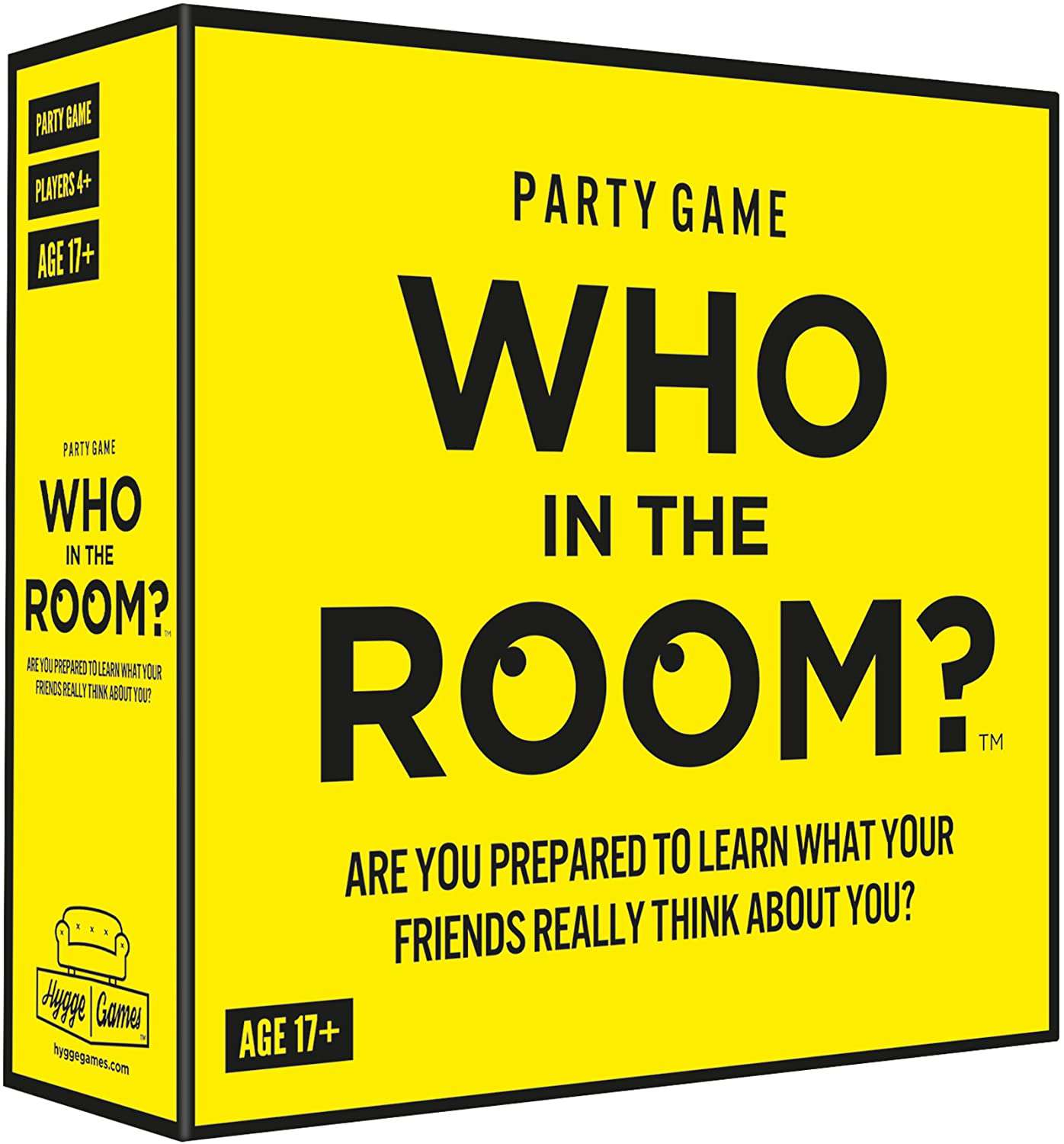 Hygge Games Who in the Room? Party Game