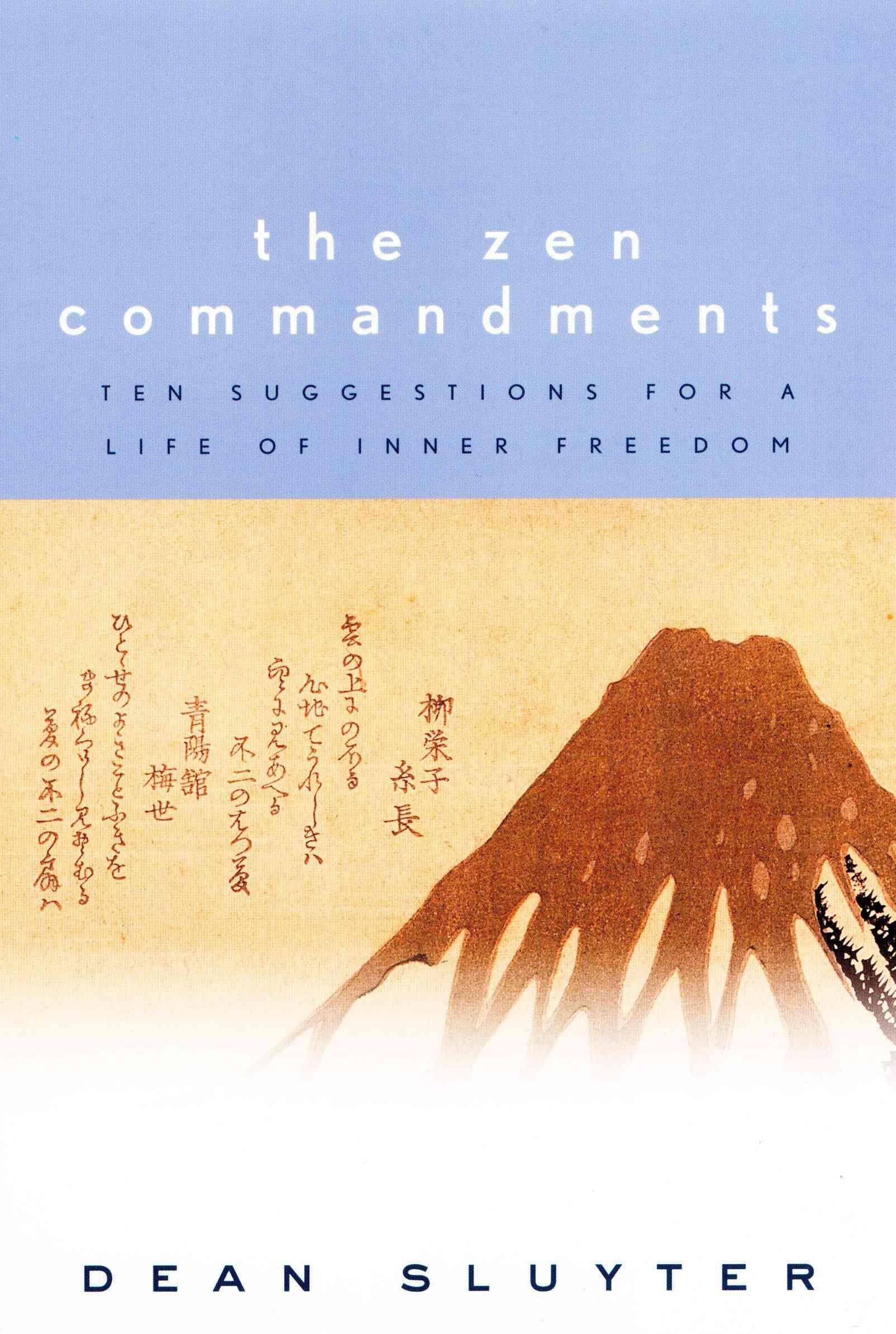 zen commandments