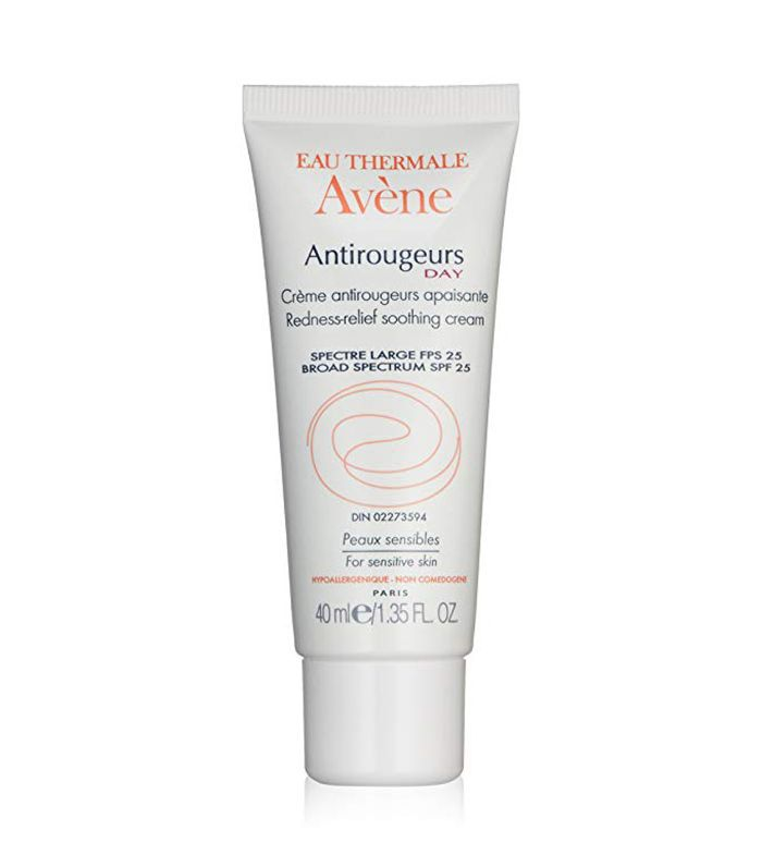 Eau Thermale Avène Day Redness Relief Soothing Cream Best skincare products for 40 year olds