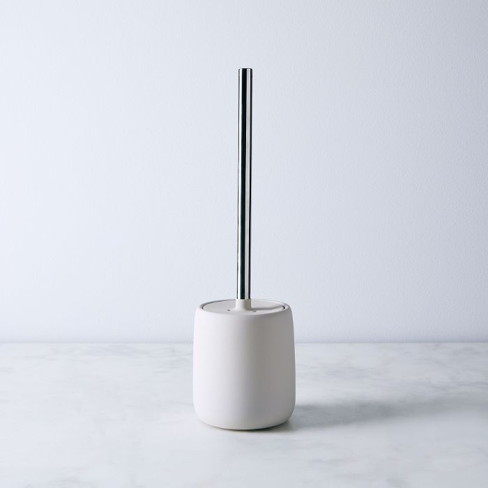 Food52 Essential Toilet Brush in White
