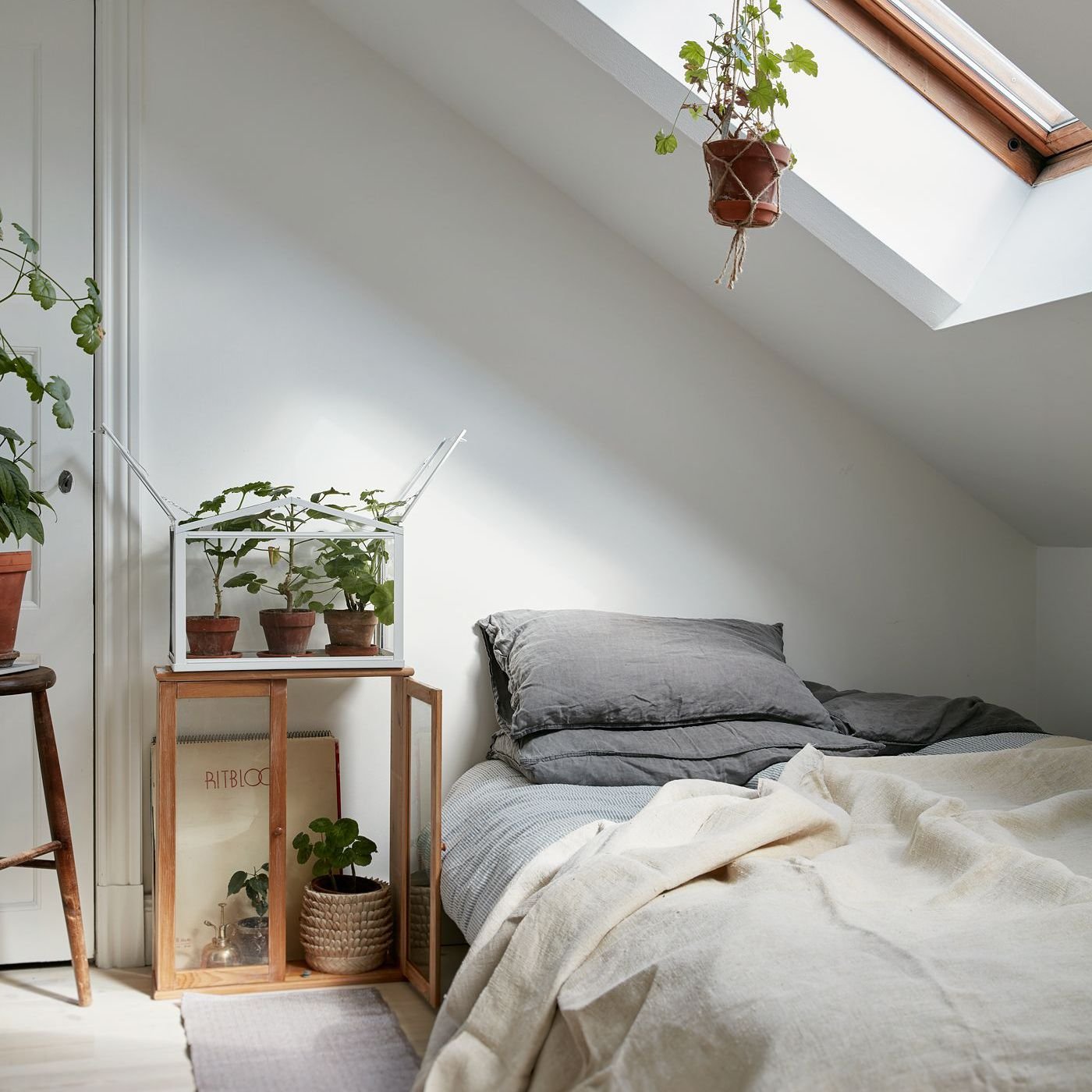 These Attic Bedrooms Are Making Us Want To Move Upstairs
