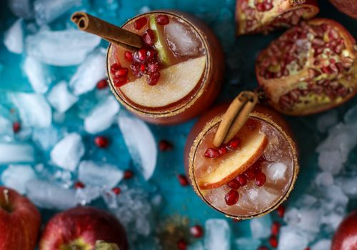 fall punch
