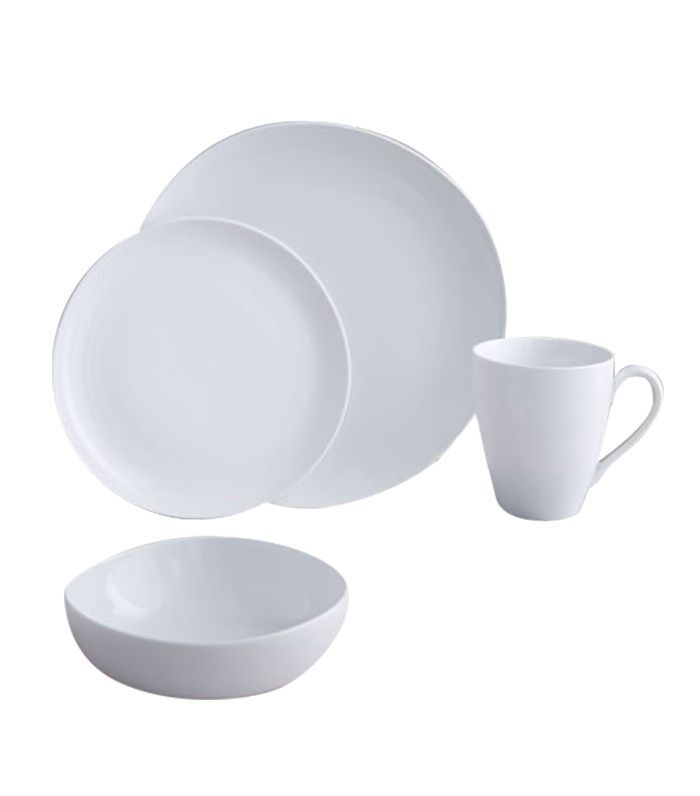 Organic Shaped Low Bowl