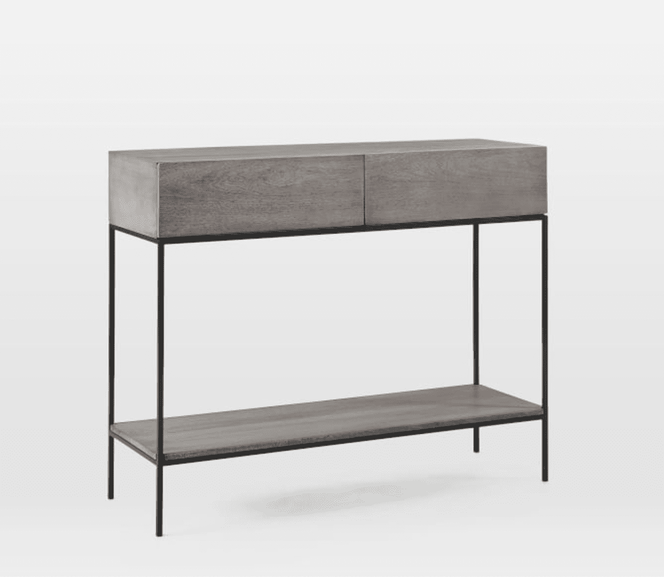 Industrial Storage Console by West Elm