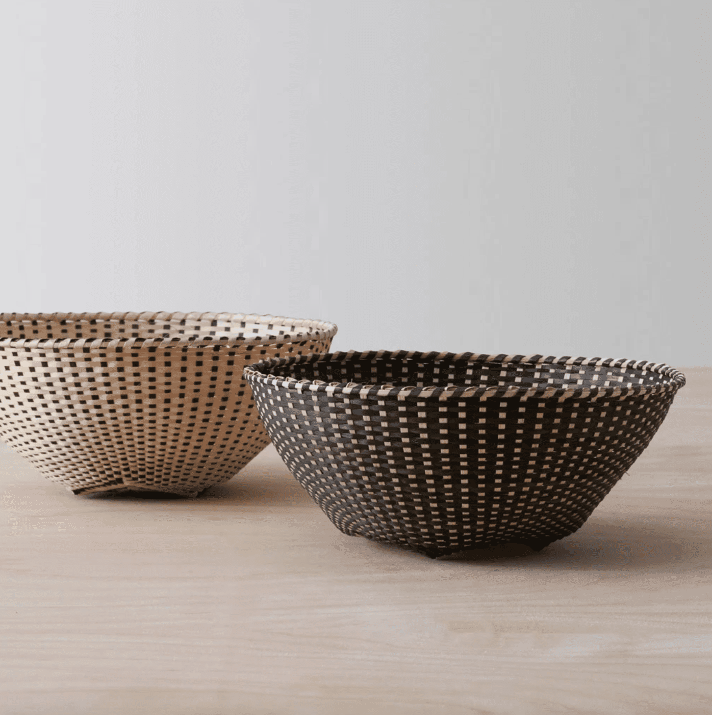 table baskets