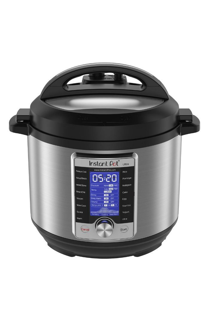 Instant Pot Ultra 6-Quart 10-In-1 Multiuse Programmable Cooker
