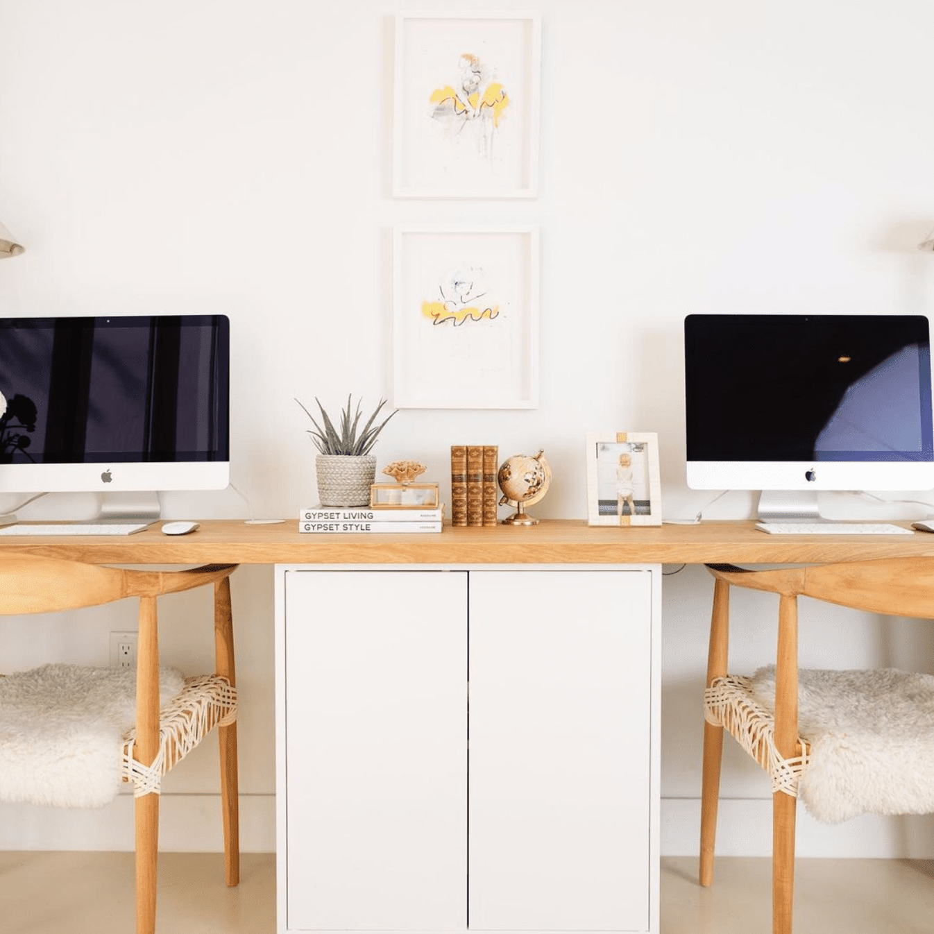the best Amazon shopping secrets - laptops in office by Calimia Home