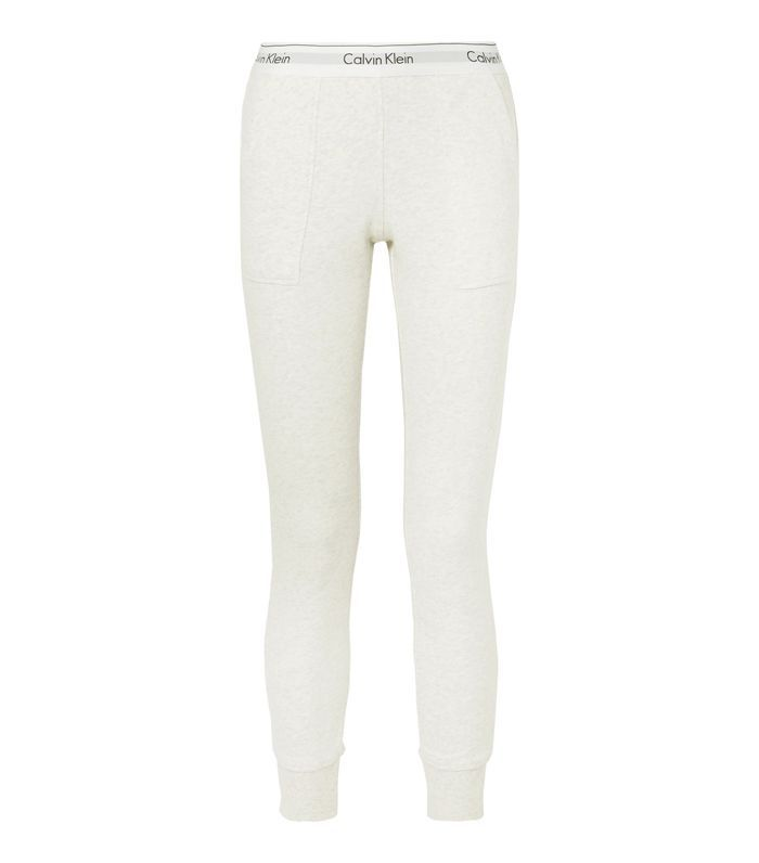 Modern Cotton-blend Jersey Track Pants