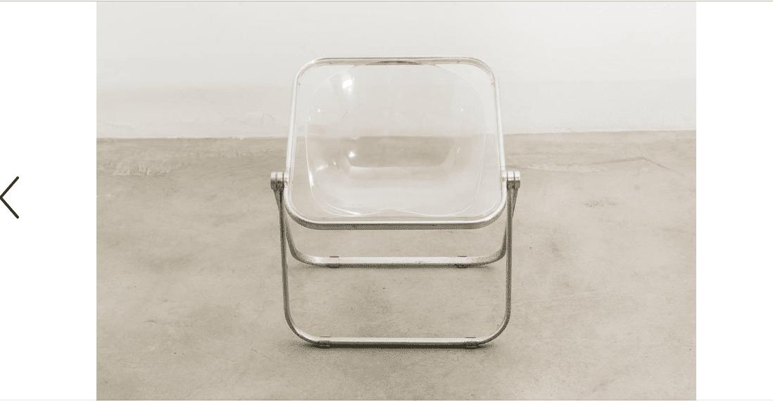 Vintage Plona Chair