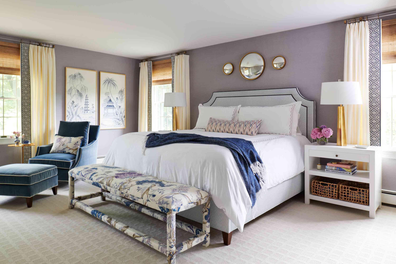 makeover of the week - k+K interior design bedroom