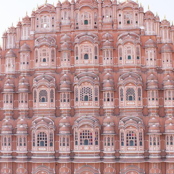 Lugares más bellos de la India