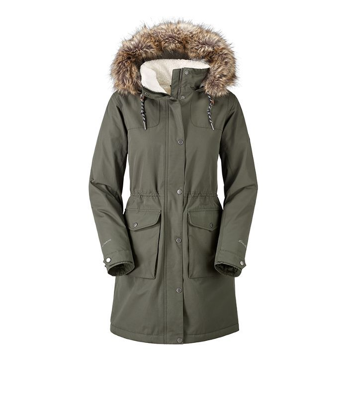 Eddie Bauer Ladder Creek High-Pile Parka