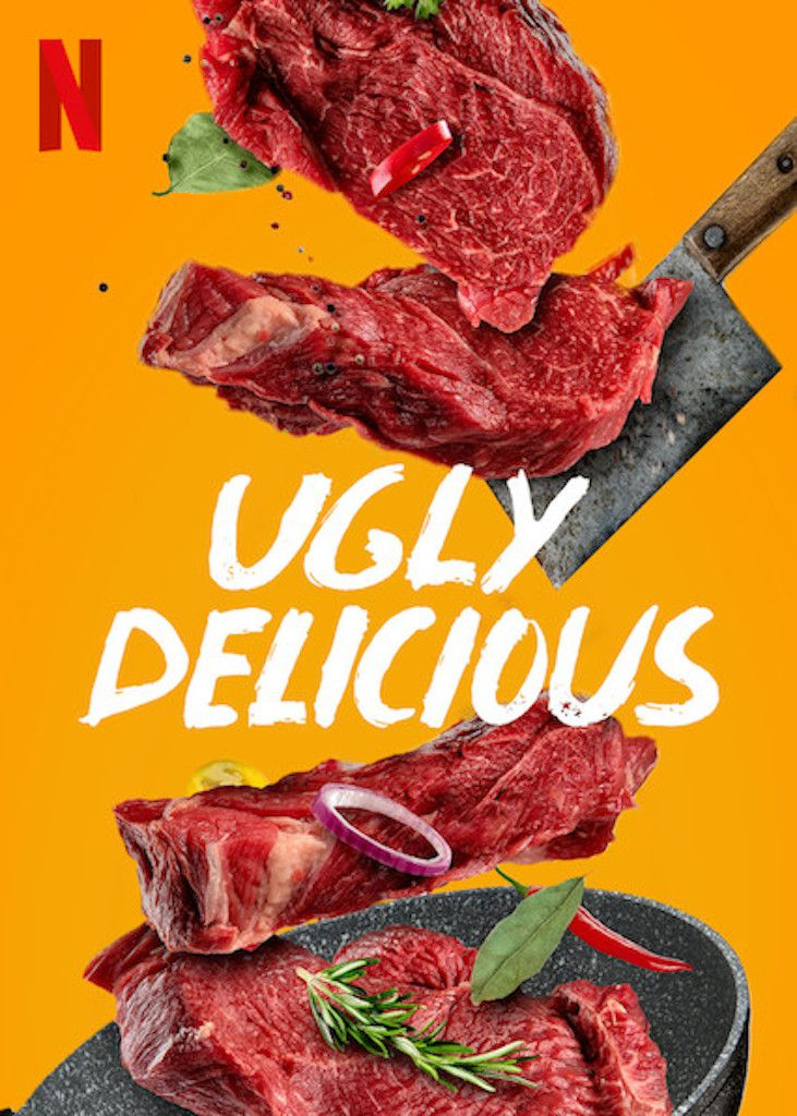 Ugly Delicious poster