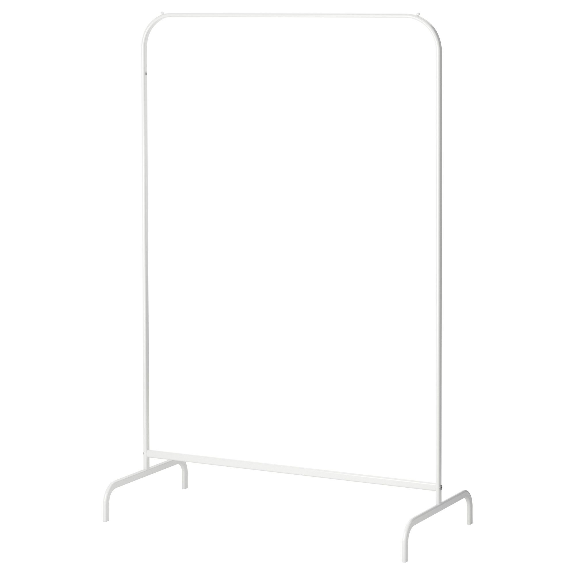 Clothing Rack—IKEA bedroom storage