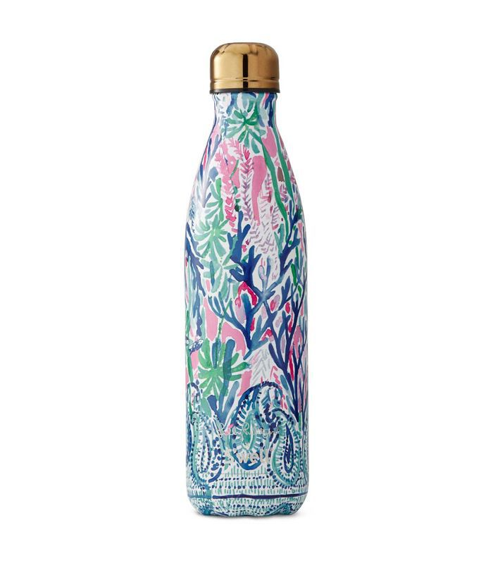 Swell S'Well X Lilly Pulitzer Stainless Steel Water Bottle