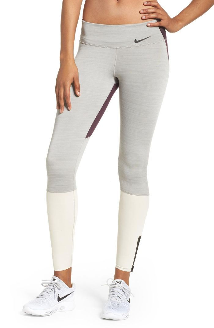 Legendary Mid Rise Zip Cuff Training Tights
