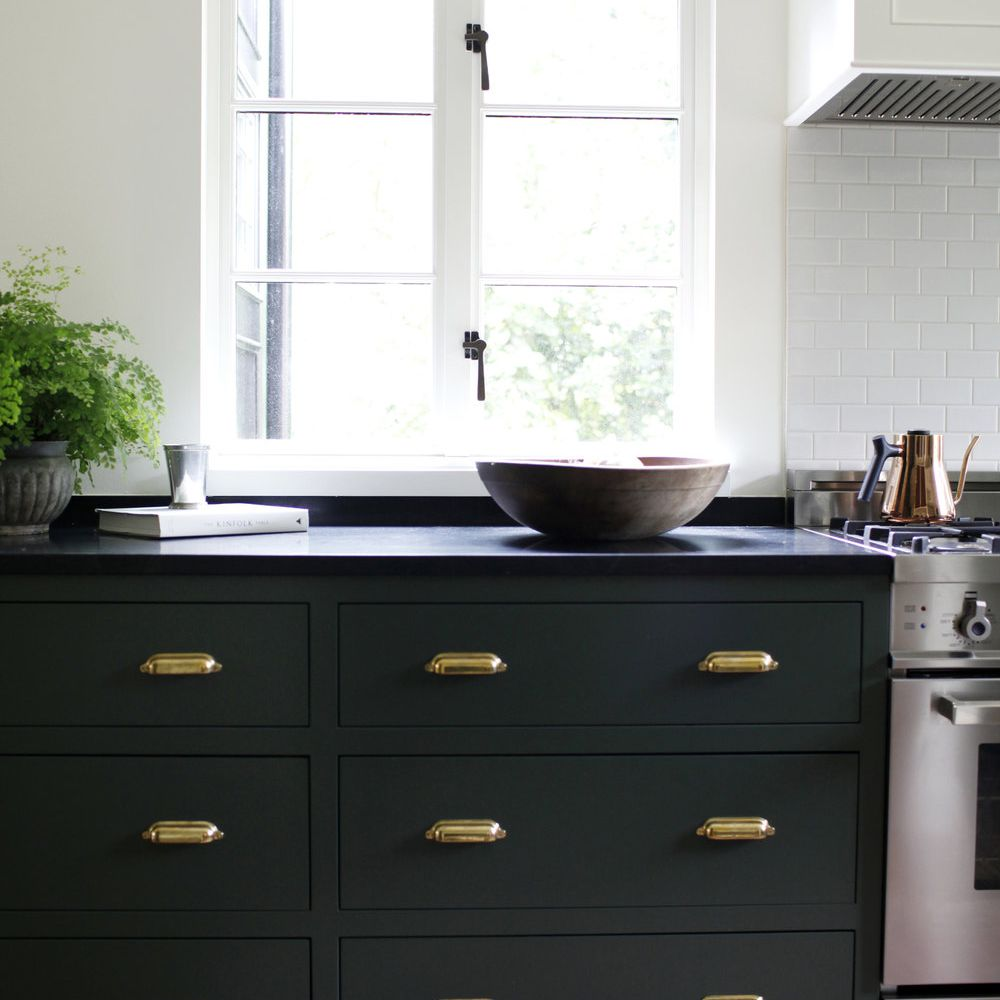 15 of the Most Gorgeous Green Kitchen Ideas You'll Want To Try Today