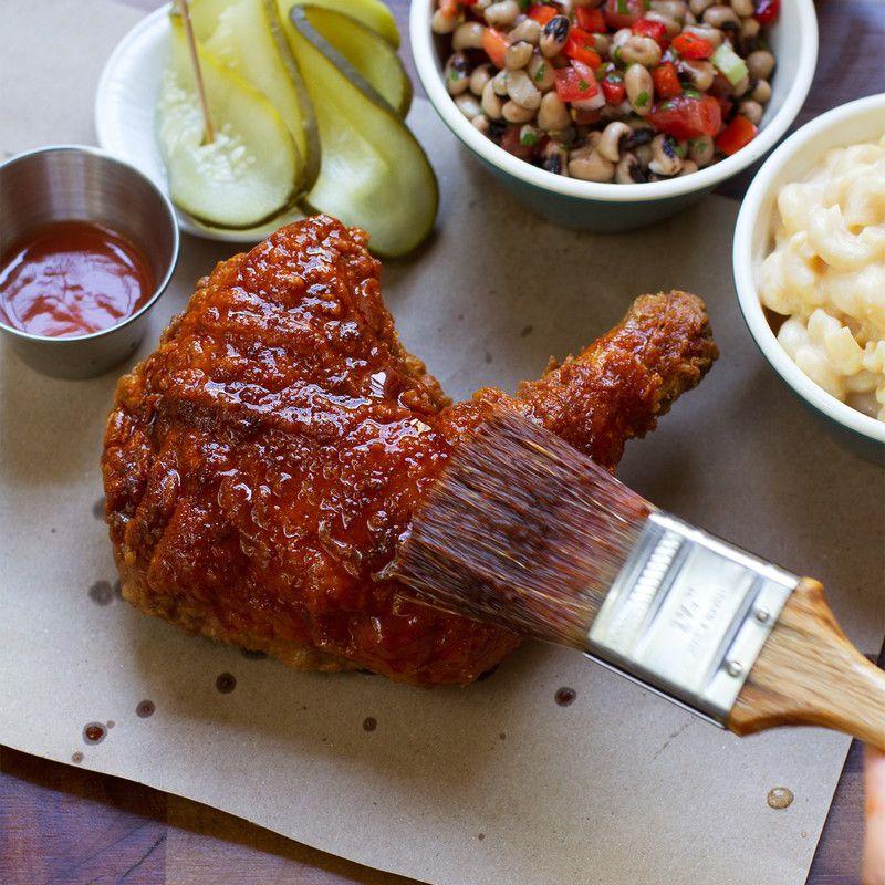 Pollo caliente de Hattie B