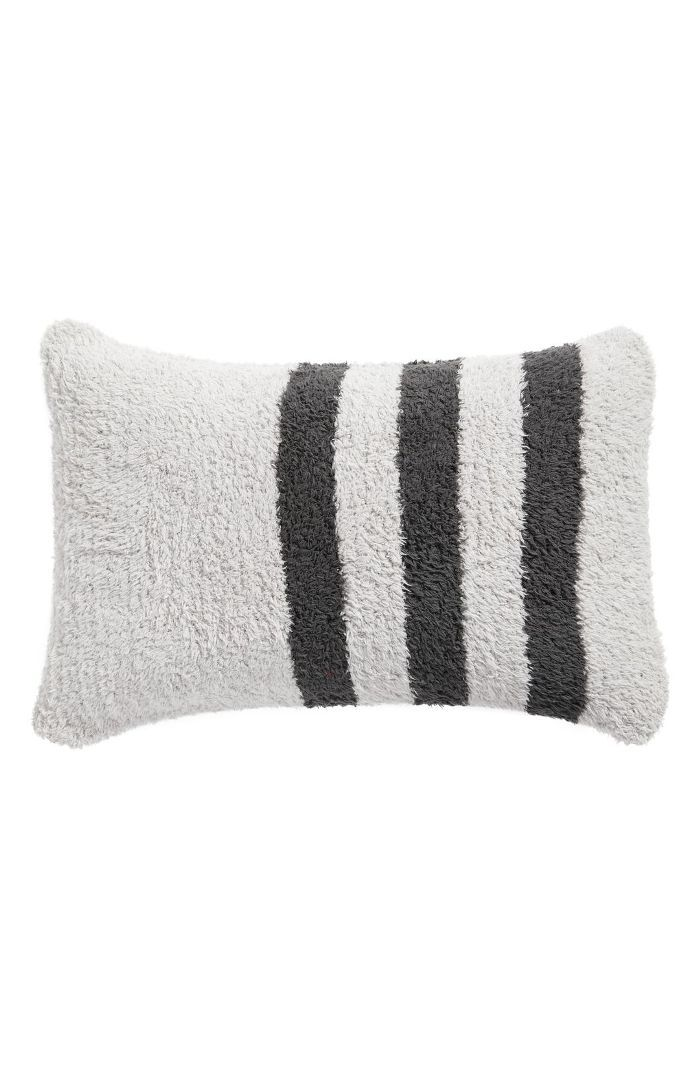 Barefoot Dreams Cozychic Tri-Stripe Accent Pillow