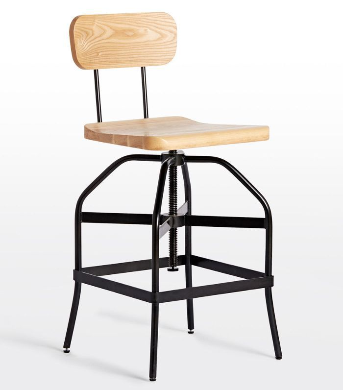 Malone Adjustable Chair Stool