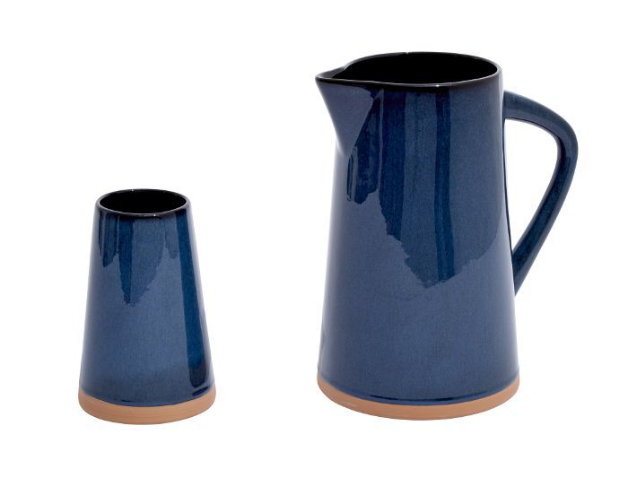 Threshold Reactive Glaze Ceramic Vases