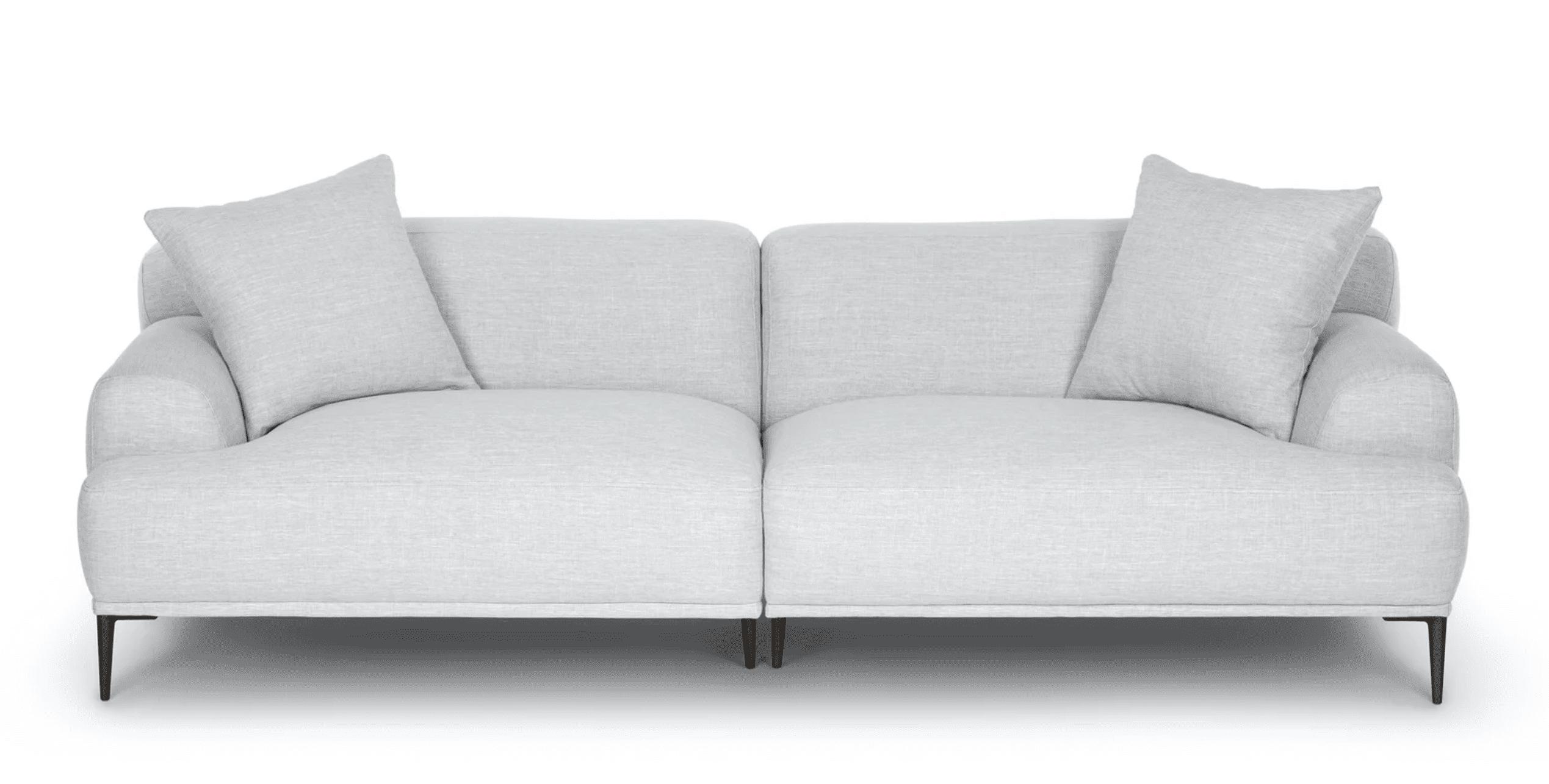 Abisko sofa in Mist Gray