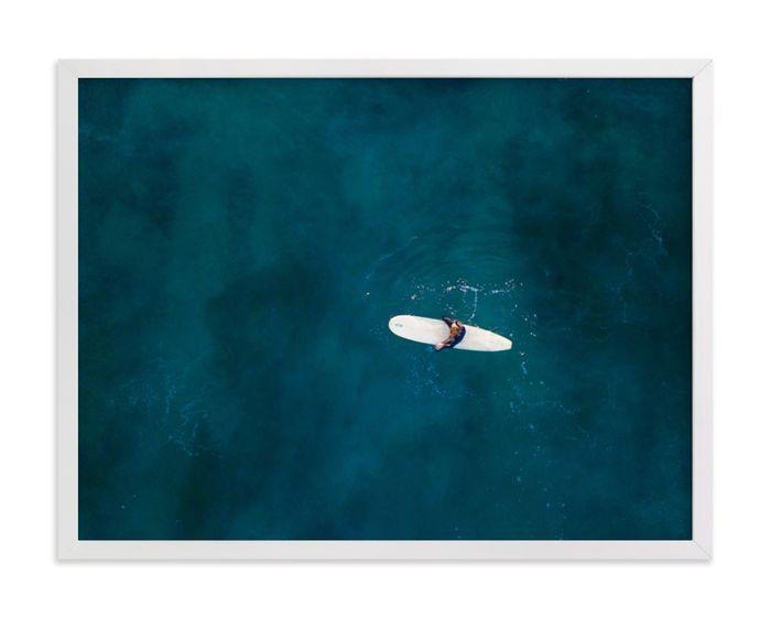 """Jessica Rice """"Esperando en las olas"""""""