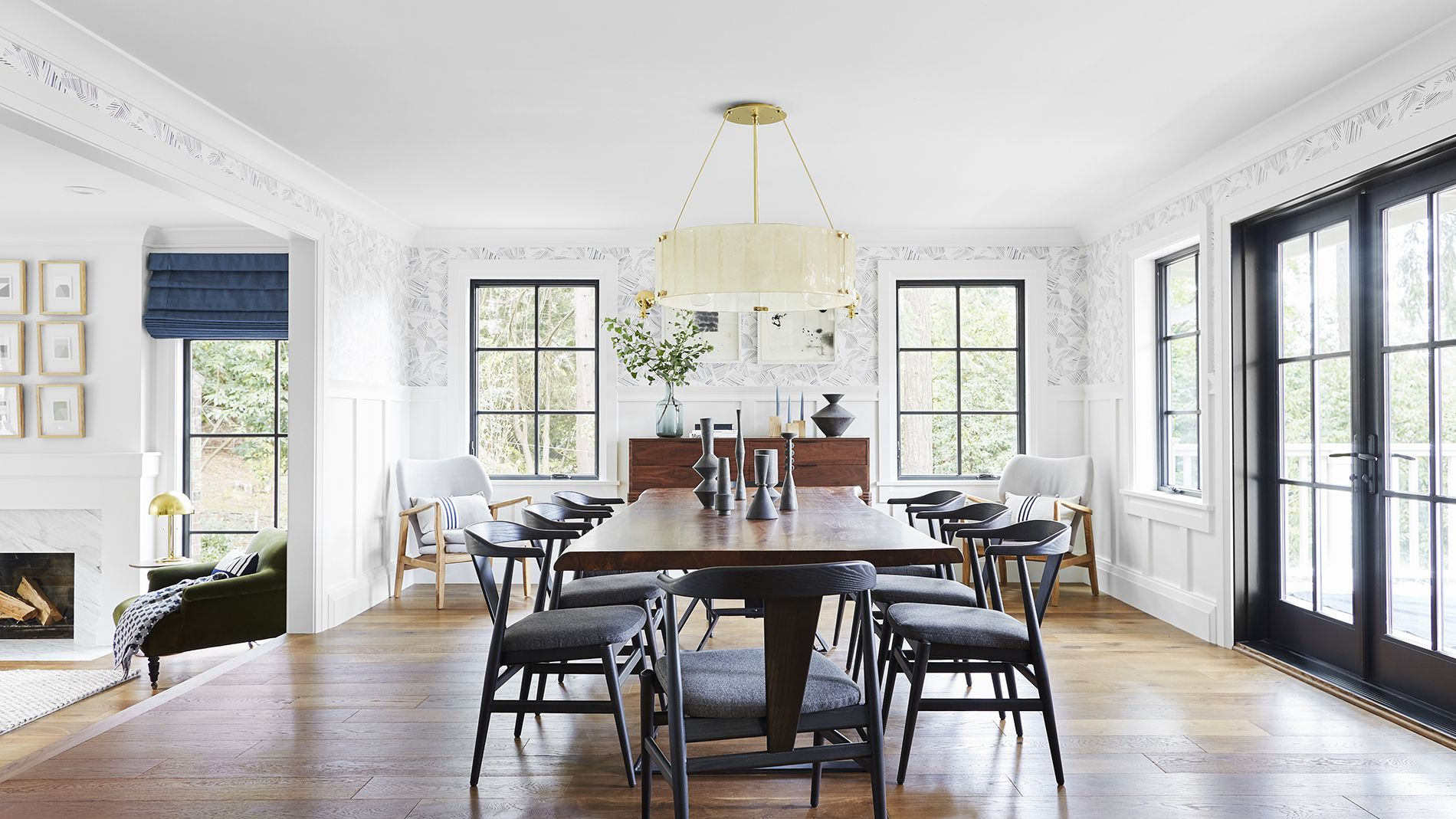 Dining Room Design Ideas, Dining Room Table And Hutch Ideas