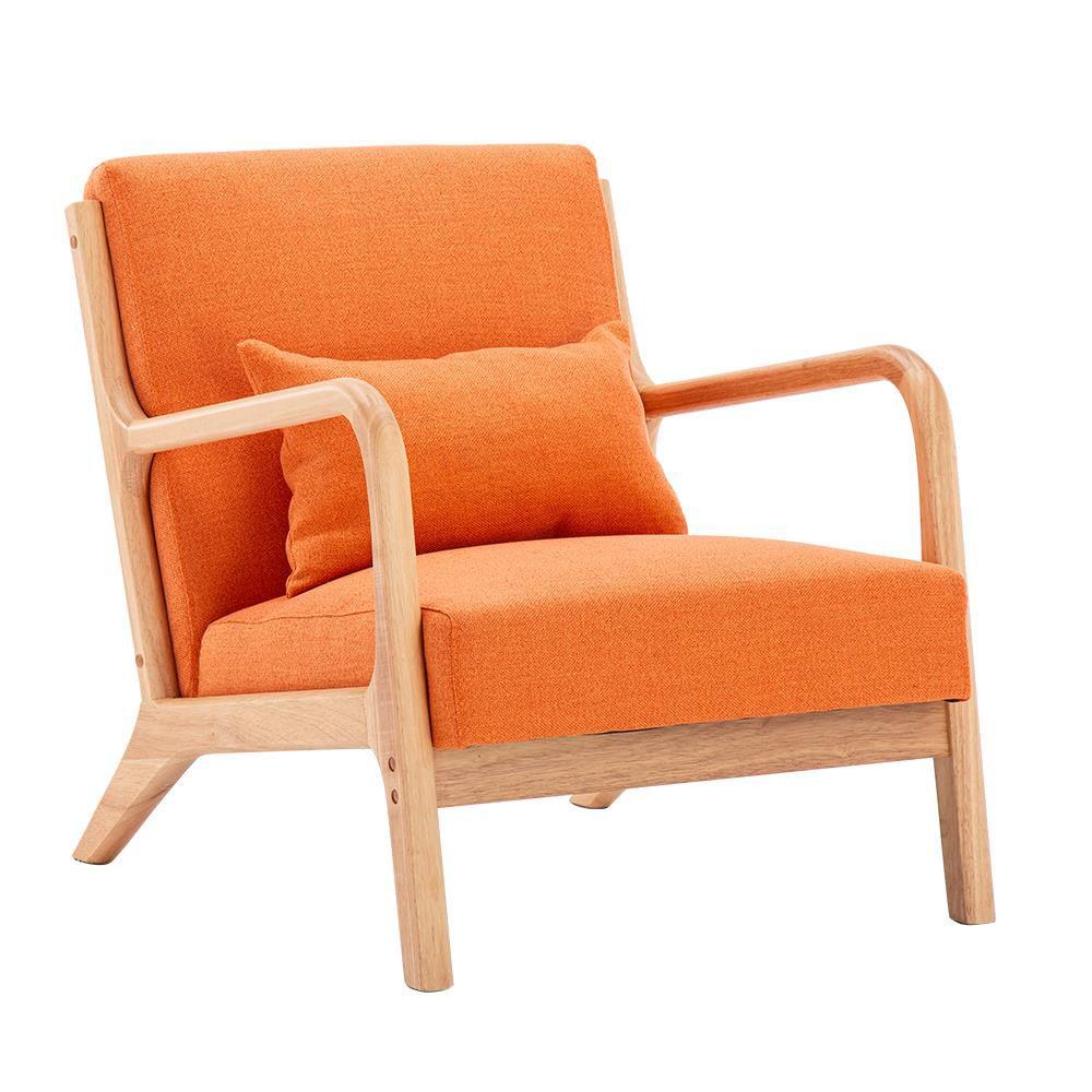 Ktaxton Mid-Century Accent Chair