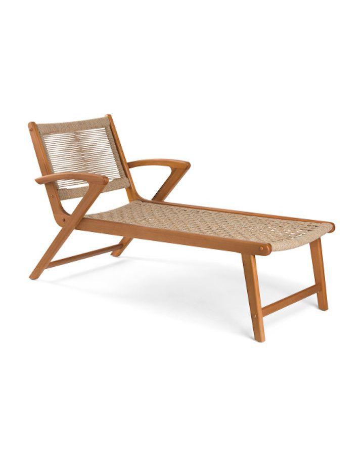 Indoor Outdoor Sun Lounge Chair