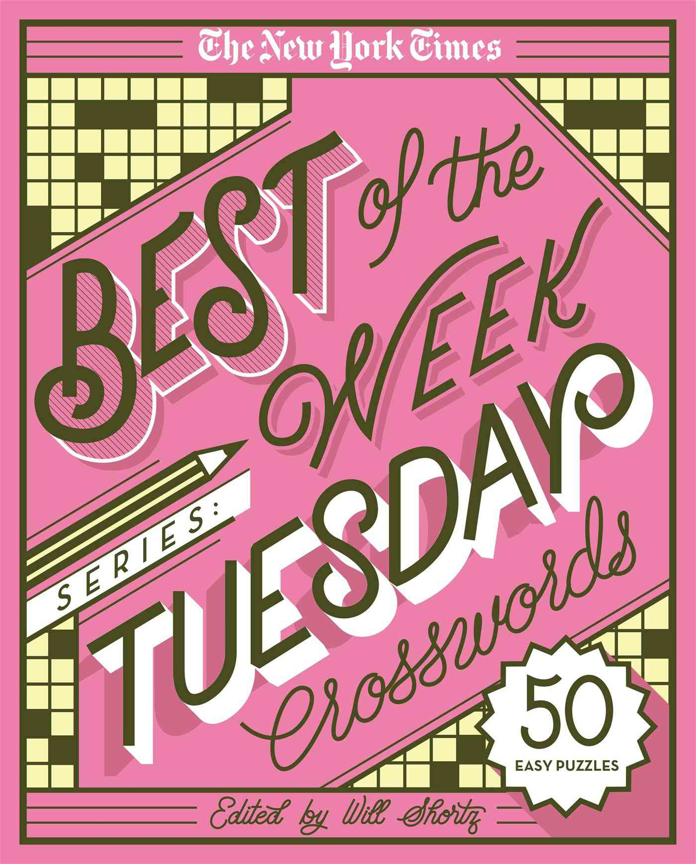 The New York Times Best of the Week Series: Tuesday Crosswords