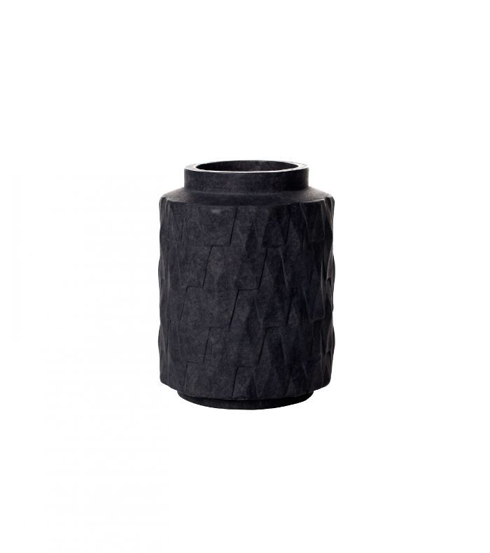 Nate Berkus for Target Charcoal Earthenware Vase