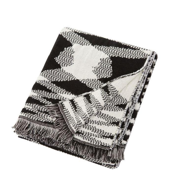Sigmund Throw Wool Blanket