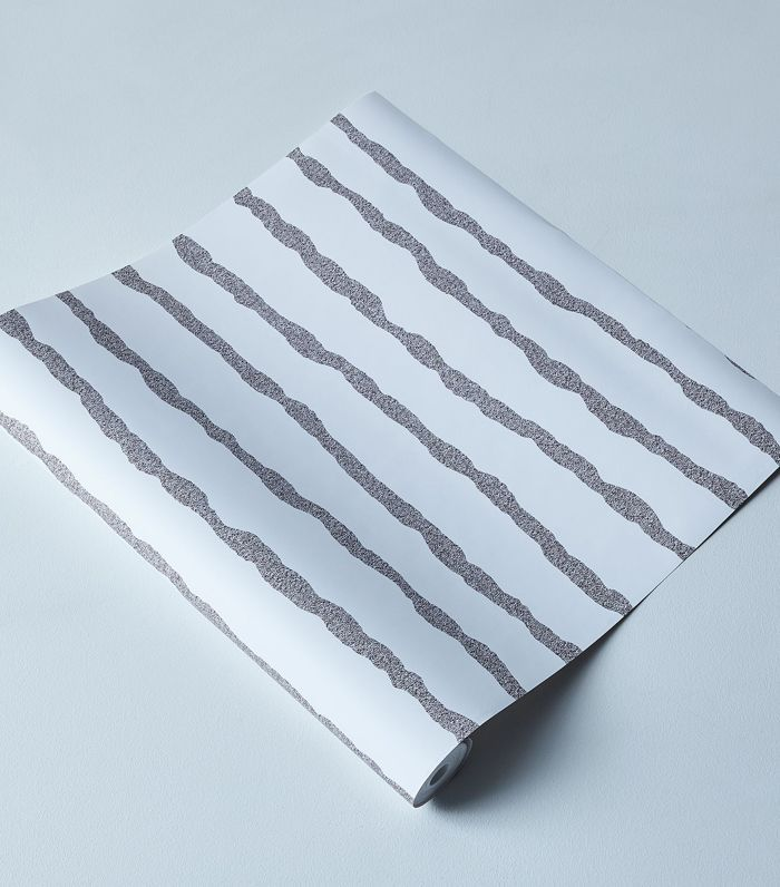 Tempaper Self-Adhesive Wallpaper, Washed Lines