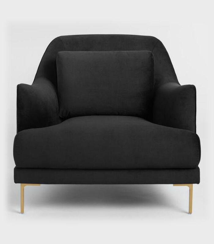 Black Samara Sofa by World Market