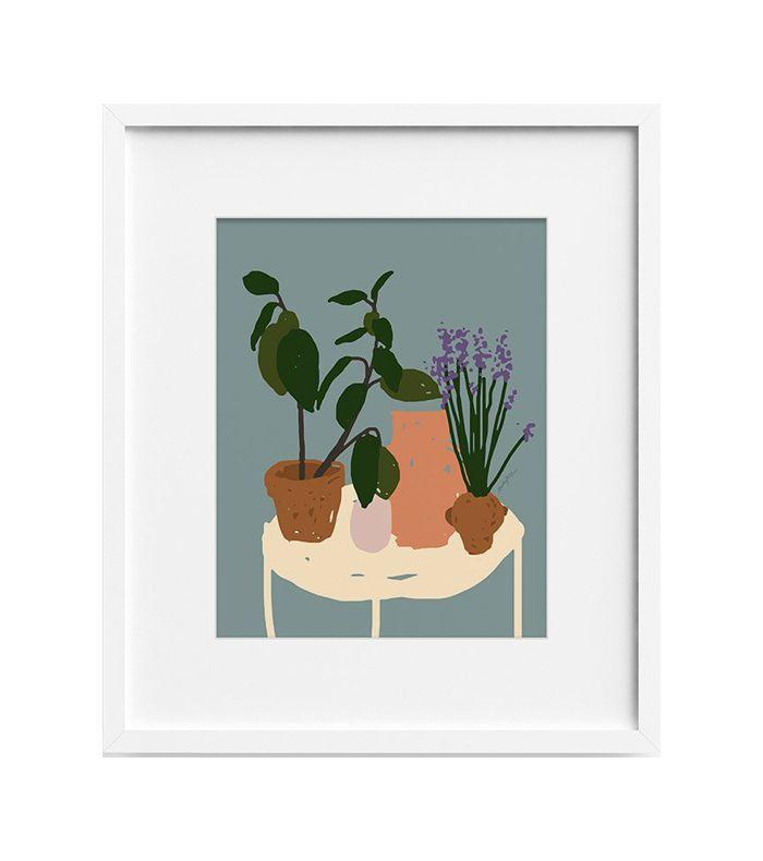 Marleigh Culver Room Vignette - Fine Art Print