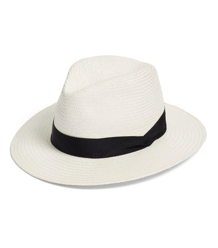 Women's Rag & Bone Straw Panama Hat