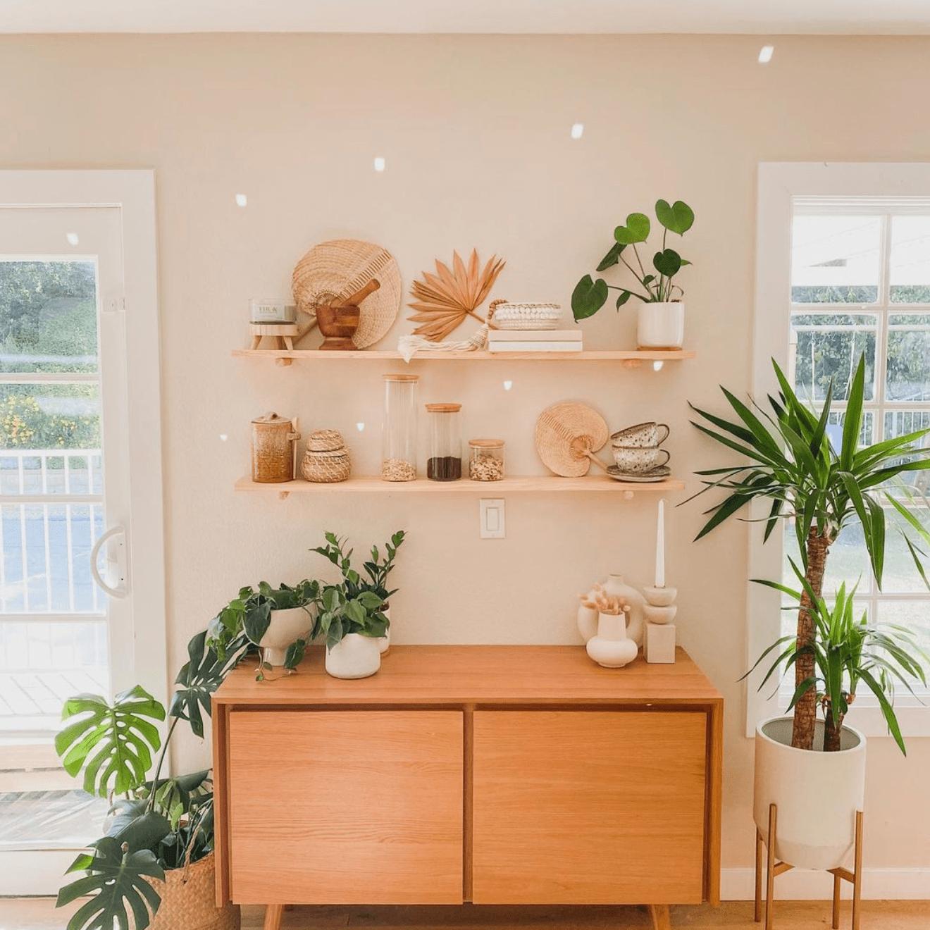 best floating shelf ideas