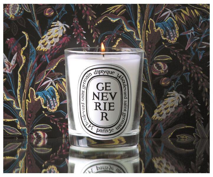 Juniper/Genévrier Candle