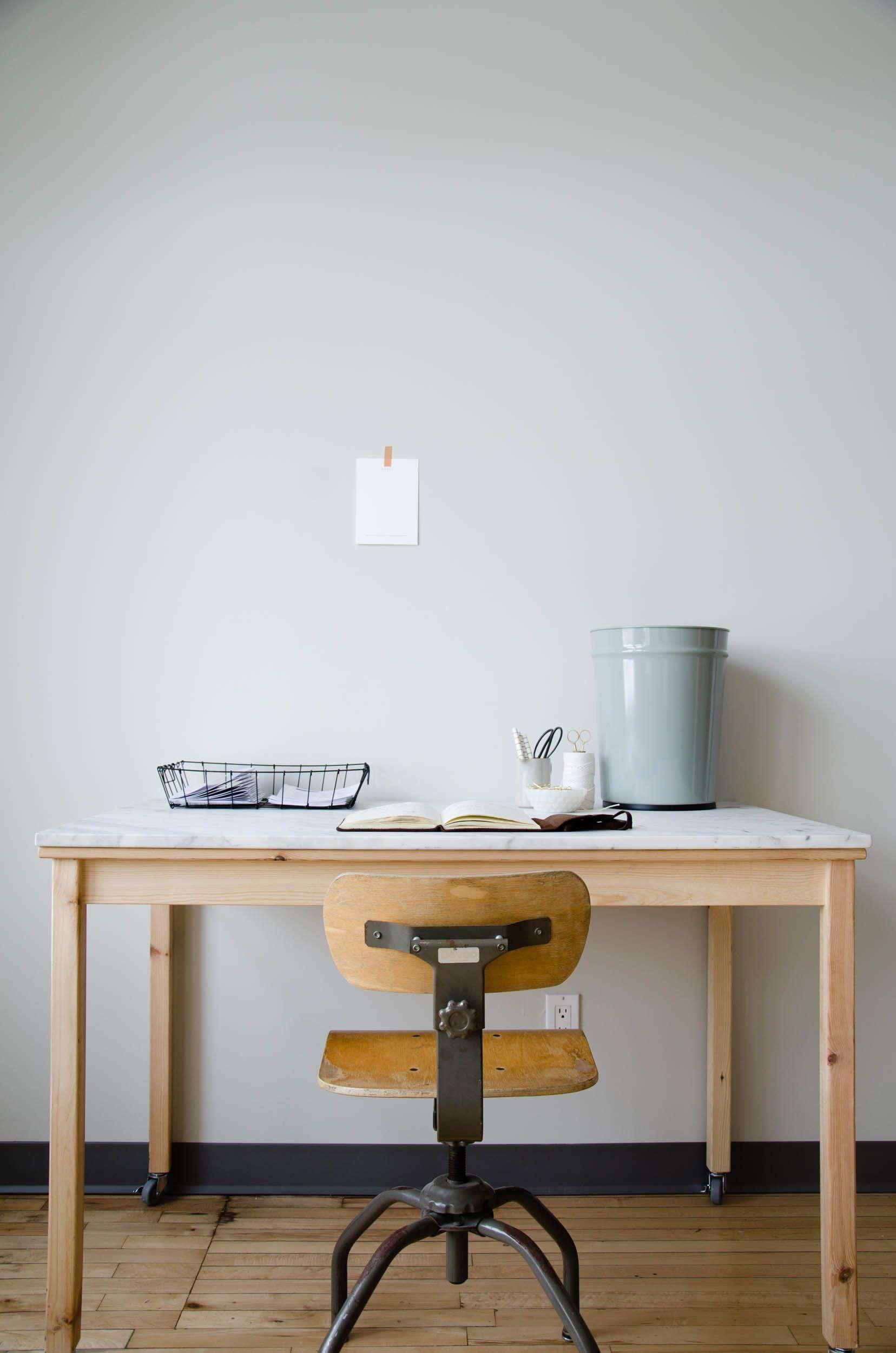 Ikea hack of Ingo table